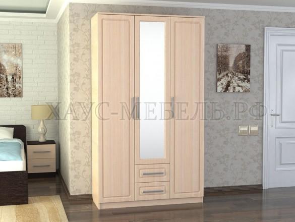 Шкаф 3-х створчатый 2 МДФ