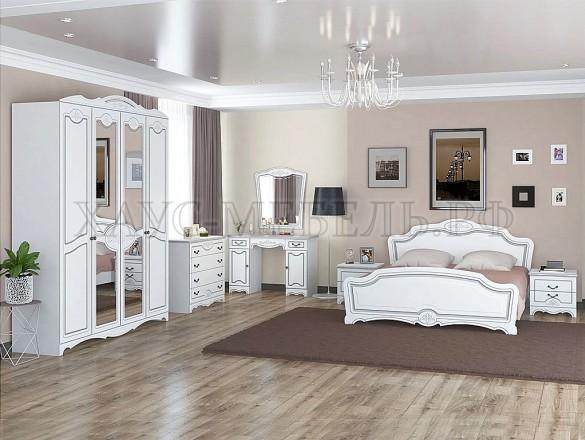 Спальня Лотос жемчуг
