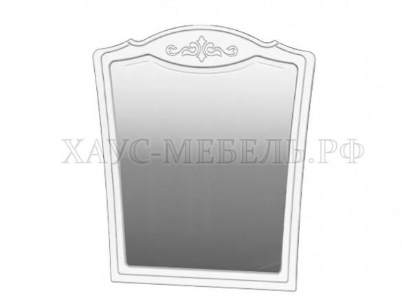 Зеркало настенное Лотос жемчуг