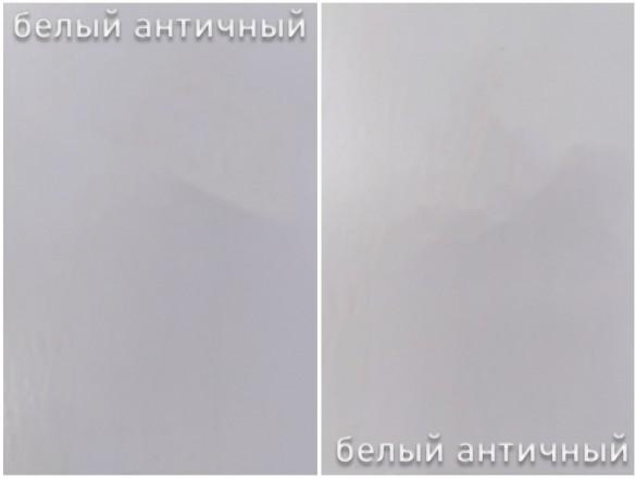 Кровать Грация 1 Античный белый