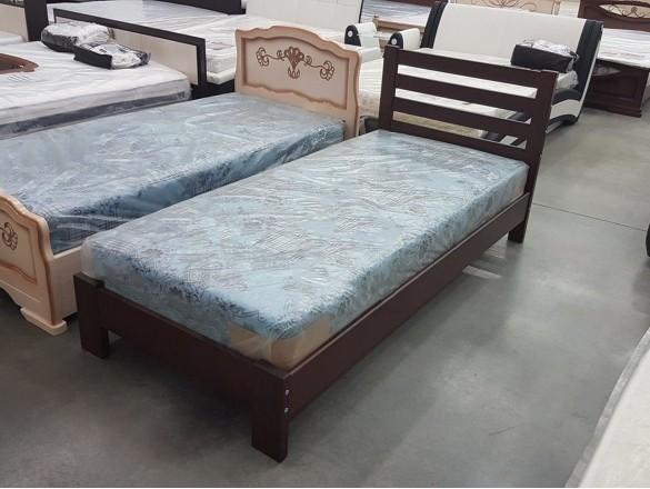 Кровать Вероника Орех