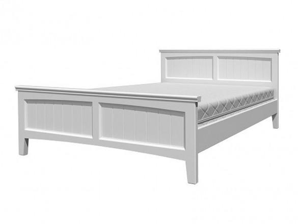 Кровать Грация 4 Белый Античный