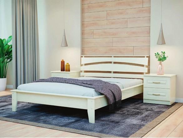 Кровать Камелия 4 Слоновая кость