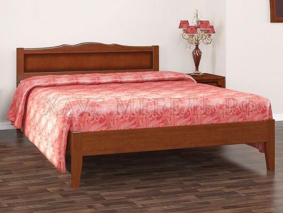 Кровать Карина 7 Орех