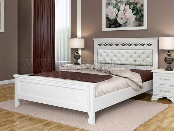 Кровать Грация Античный белый