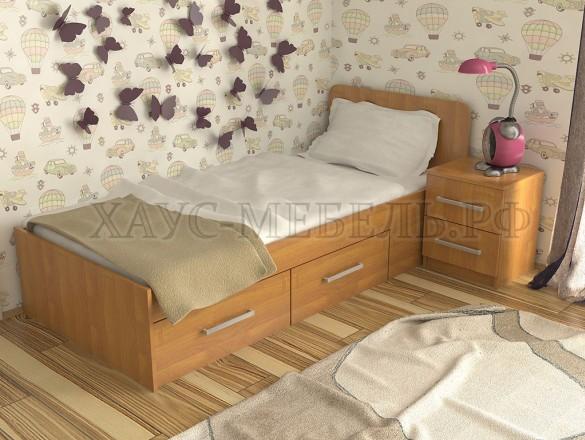 Кровать 1 детская