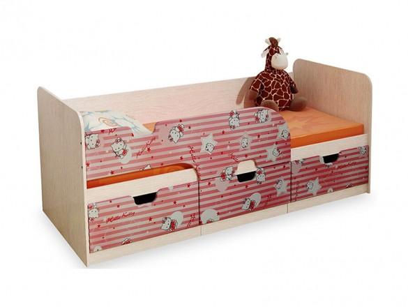 Кровать детская Минима kitty