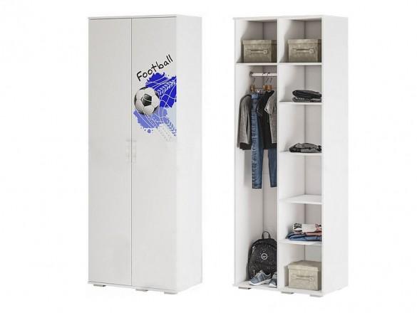 Шкаф для одежды ШК-09 Трио король спорта