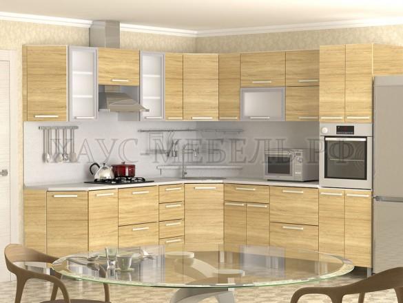 Кухня ЛДСП Сонома 5300 мм.