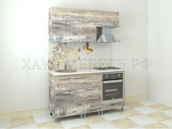 Кухня ЛДСП Битон 1600 мм.