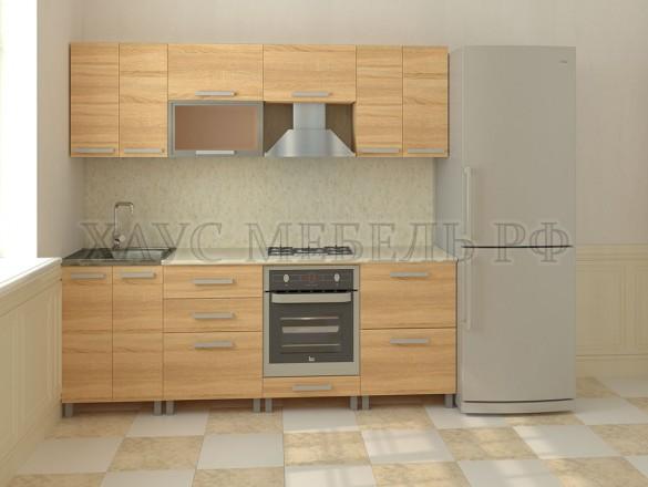 Кухня ЛДСП Сонома 2400 мм.