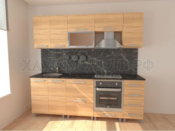 Кухня ЛДСП Сонома 2400 мм. №2