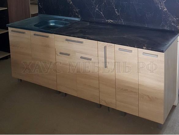 Кухня ЛДСП Сонома 2200 мм.