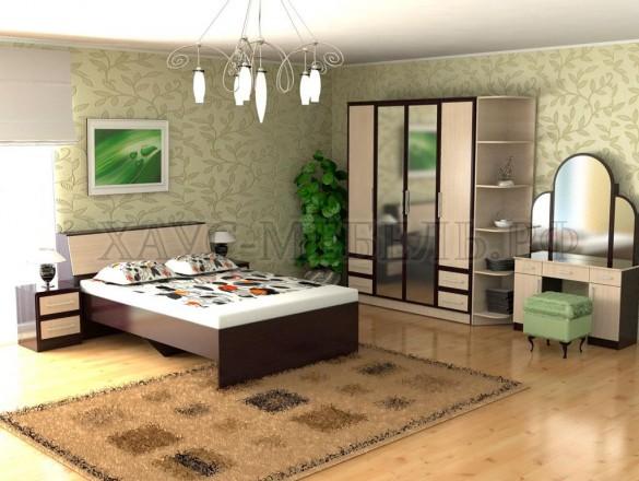 Мебель для спальной комнаты 3