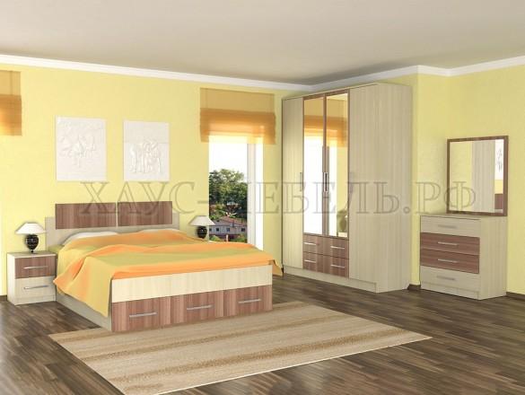 Мебель для спальной комнаты 2