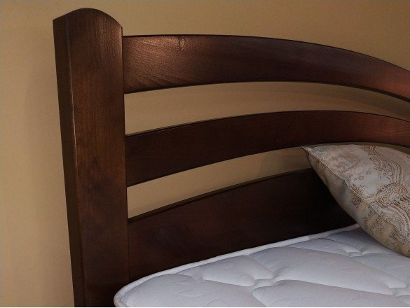 Кровать Камелия 3 дуб коньяк