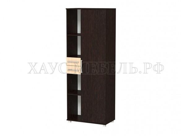 Шкаф с полками Мини-стенка 4